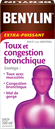 Sirop BENYLIN TOUX ET CONGESTION BRONCHIQUE