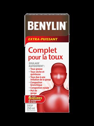 Sirop BENYLIN® Complet Toux