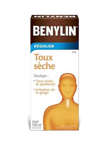 Sirop BENYLIN® TOUX SÈCHE