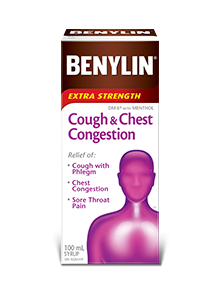 BENYLIN® COUGH